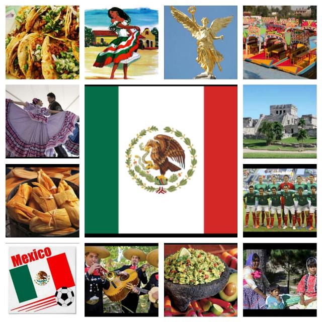 #Orgullosa de ser #Mexicana #Independence Day #9/15/2013 #Mariachi #Tacos #Futbol #Dansas #PaisajesBellos #ComidasTipicas #Tamales Por decir poco de Mexico