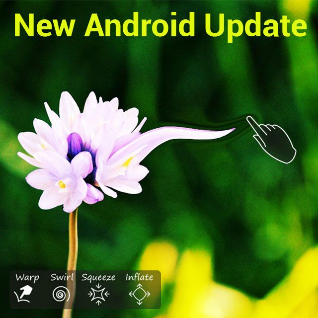 mobile photography editing app android update