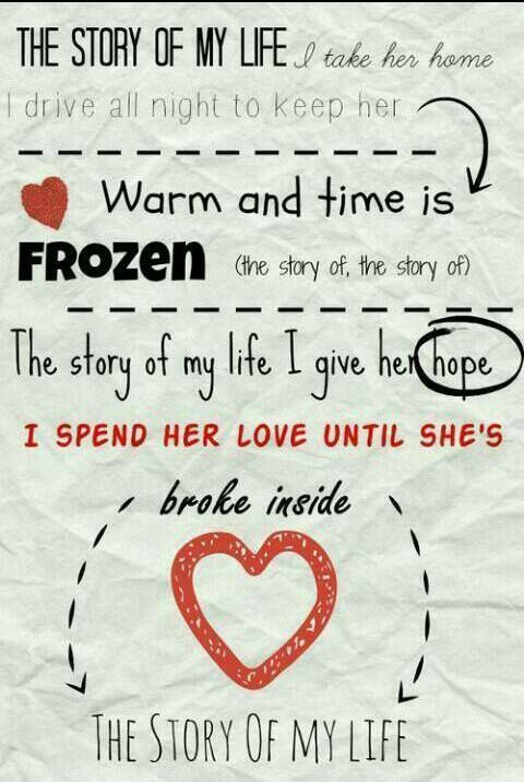 story of my life *-* :)