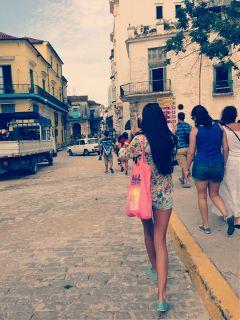 travel vintage summer cuba