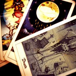 tarot cards death