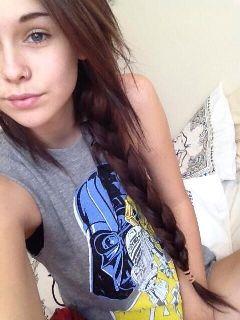 girl hair photography funny summer eyes