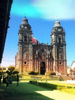santiago tianguistenco iglesia mexico