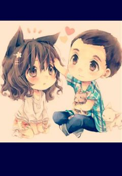 anime baby kawaii love cute emotions