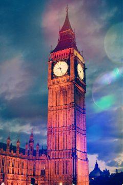 night london bigben beautiful people