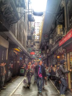 photography street