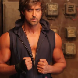 hrithik roshan hard work love