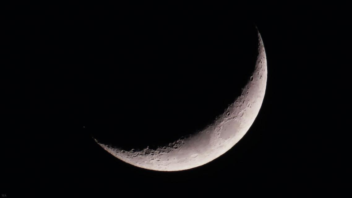 Crescent Moon! :)