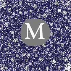 monogram winter