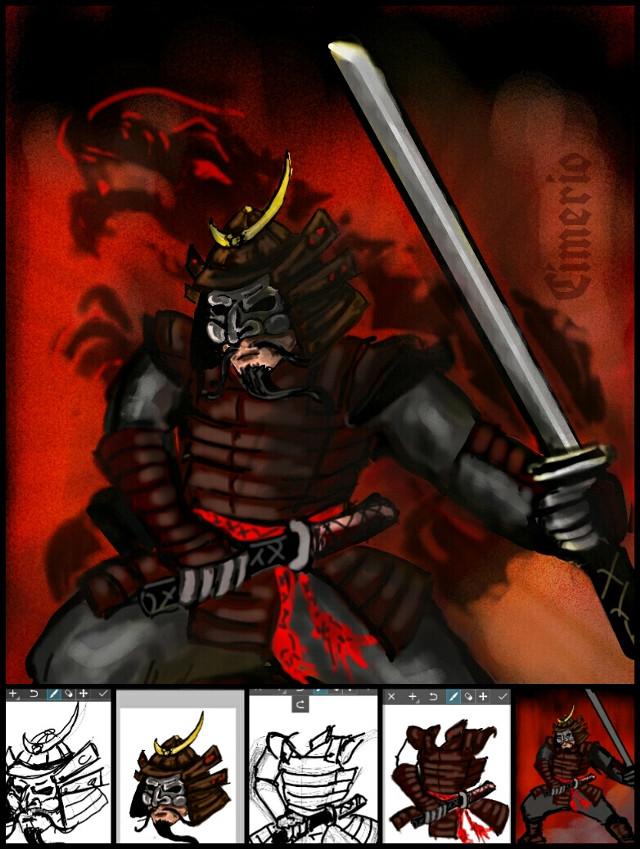 Make in off Samurai 2