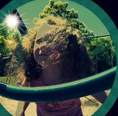 effect outside summer people photography cute