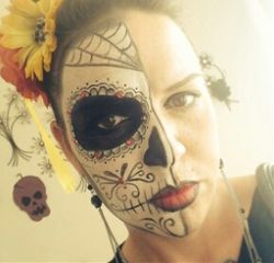 photography people day of the dead