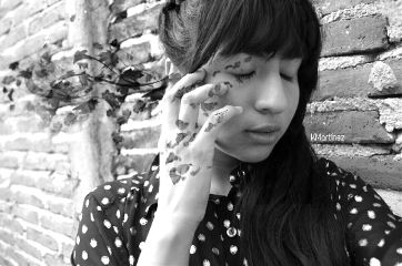 black & white creative emotions